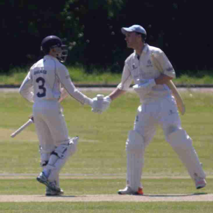 Convincing victory for Broadstairs 1st XI