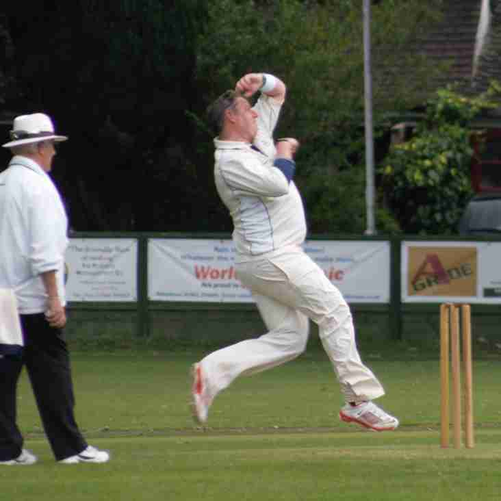 Combination of youth and experience contribute to 2nd XI victory over Nonington