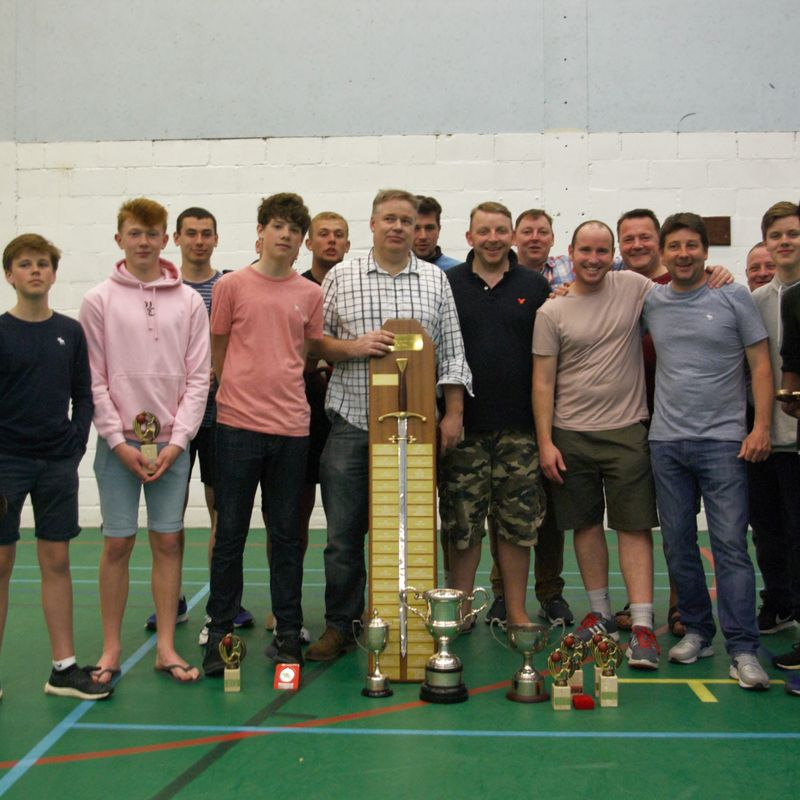 Thanet indoor cricket awards evening 2018