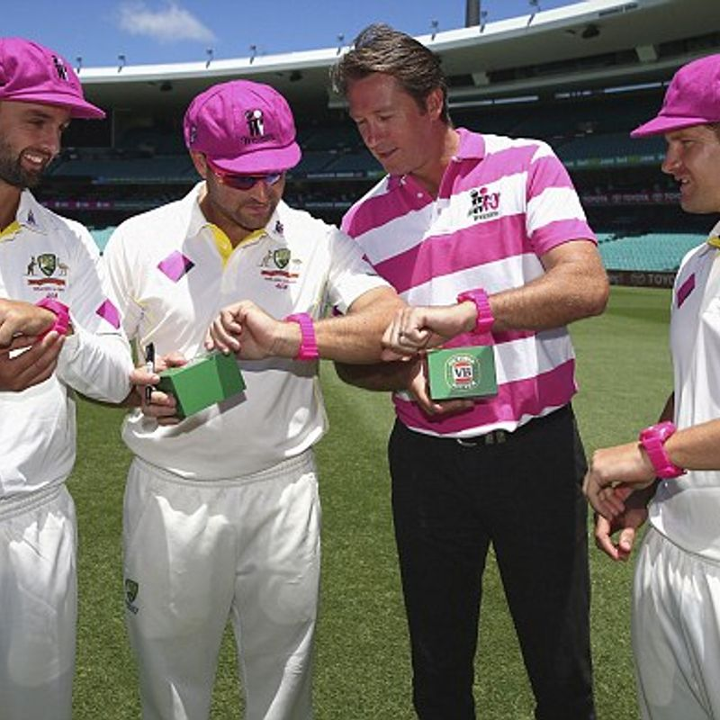 RHC Donning Pink in Support for Breast Cancer