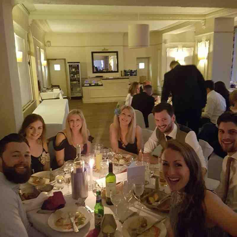 Annual Dinner & Presentation Evening 2017