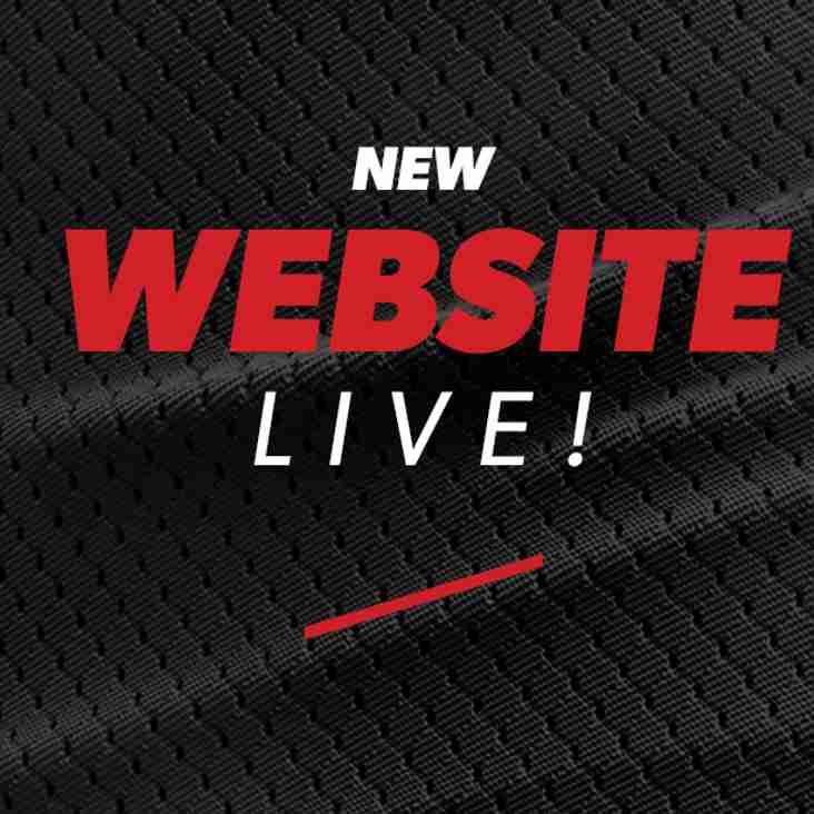New Club Website