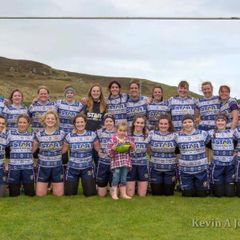 Shetland Rugby Club - Ladies