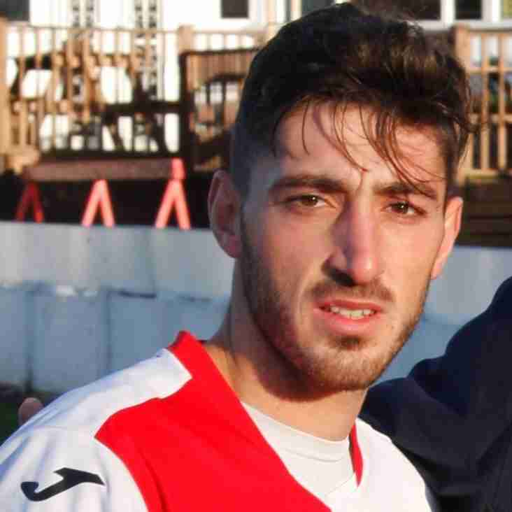 Domenico Maiese signs for 2017/18