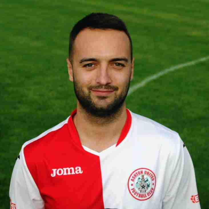 Ryan Crowther signs for 2017/18