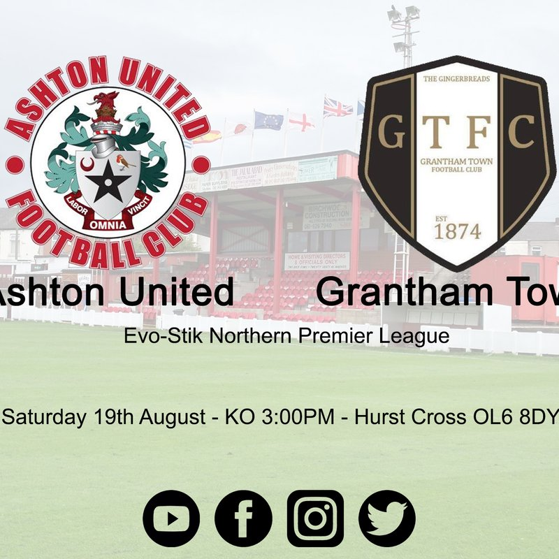 Grantham Town Match Preview