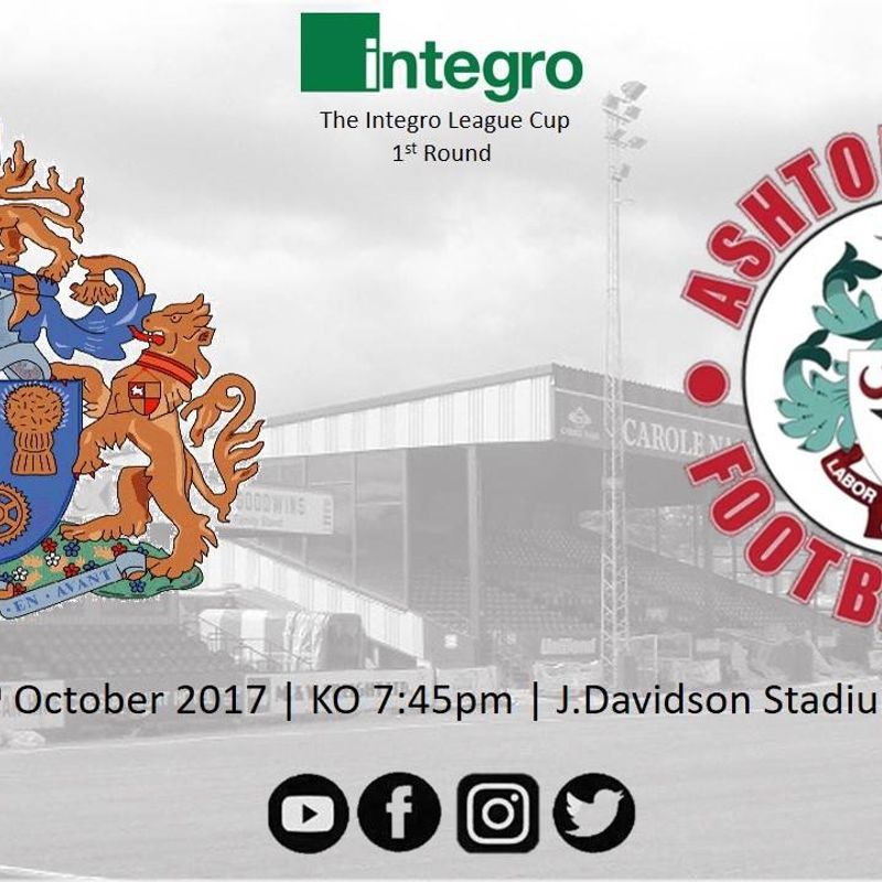 Altrincham Match Preview