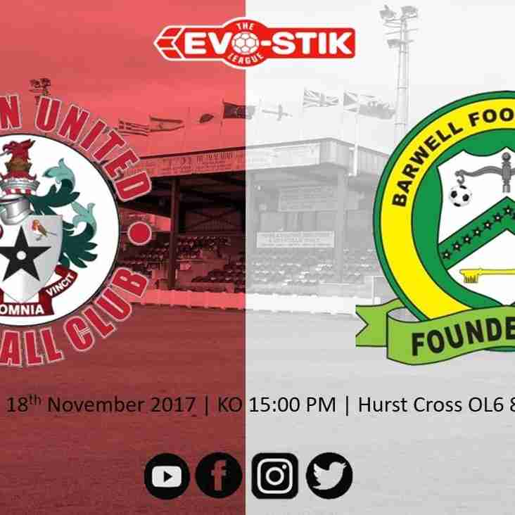 Barwell Match Preview