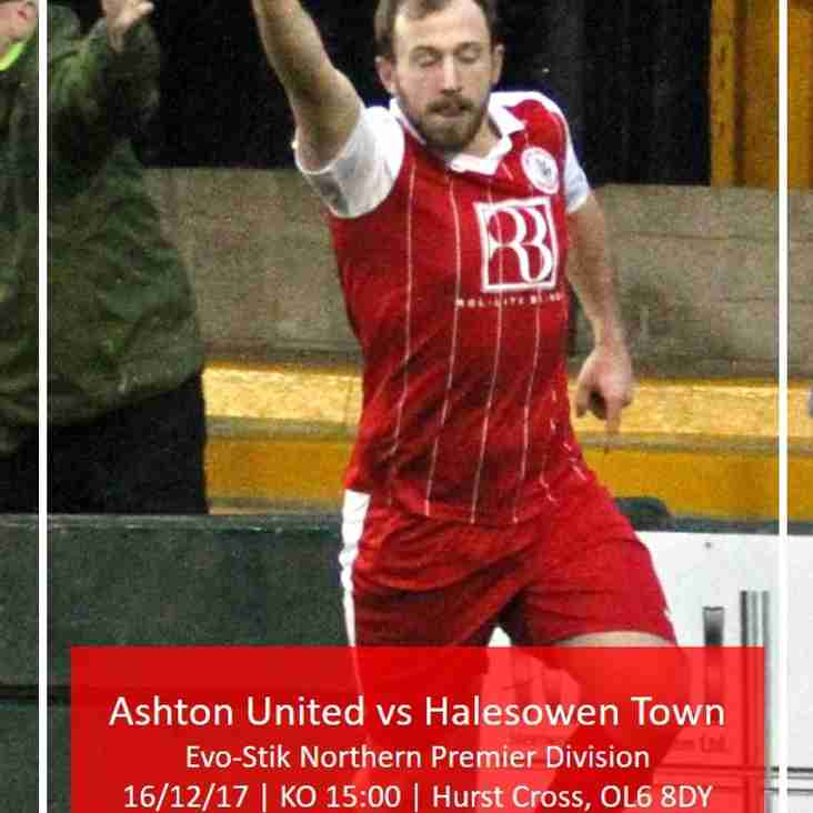 Halesowen Town Match Preview
