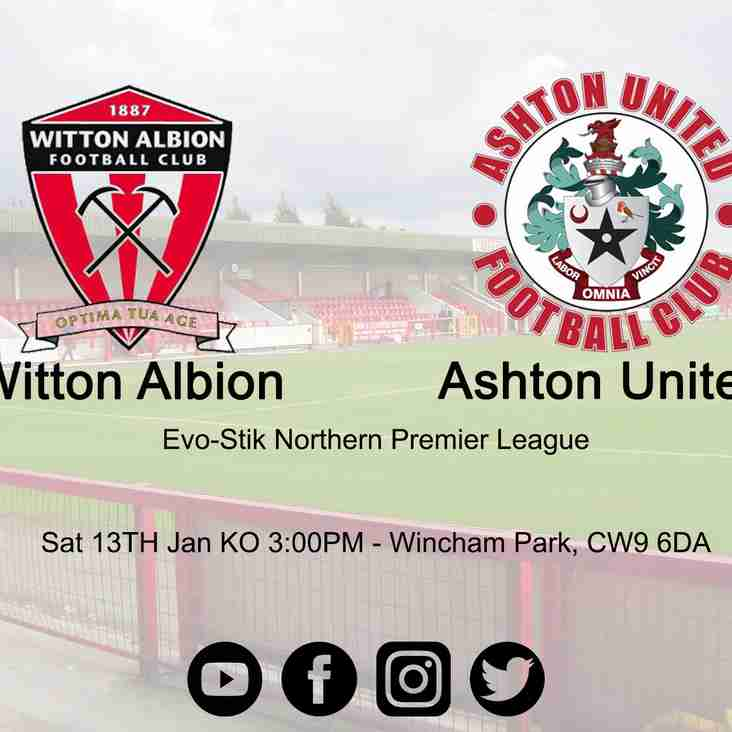 Witton Albion Match Preview