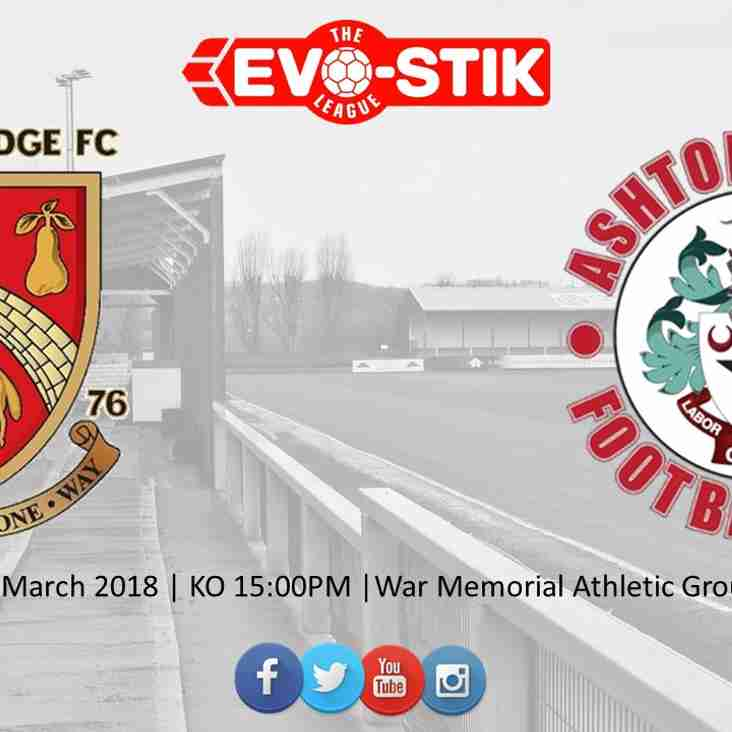 Stourbridge Match Preview