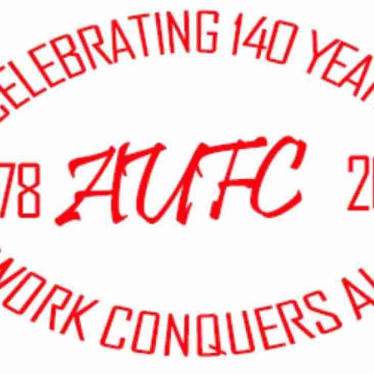 Ashton United 140 years