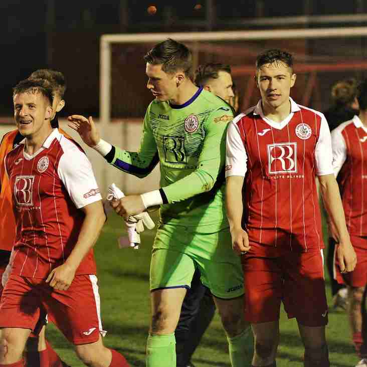 Play-Off Final VS Grantham Town, Match Preview