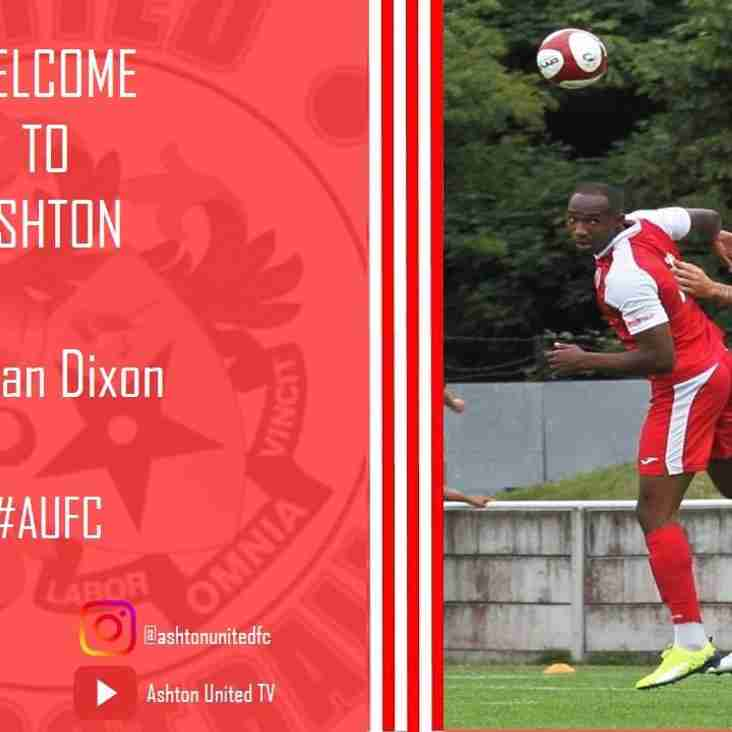 Bohan Dixon is a Robin!