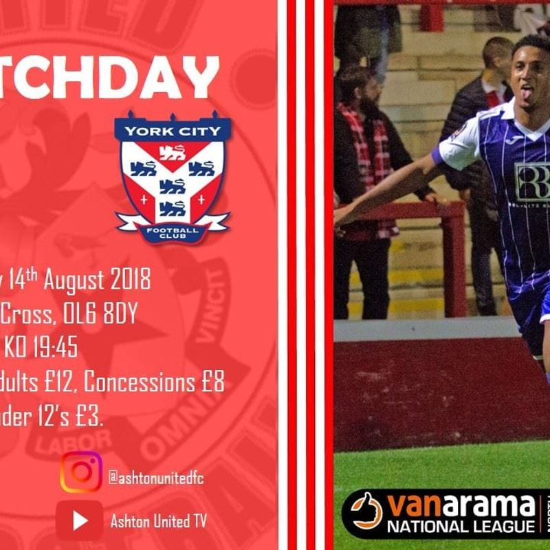 York City Match Preview