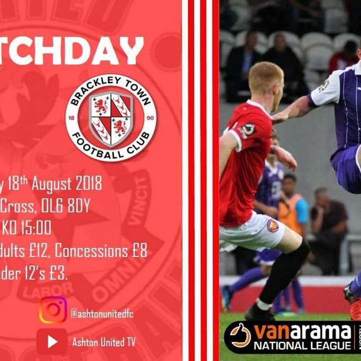 Brackley Town Match Preview <