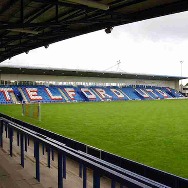 A.F.C. Telford United Match Preview