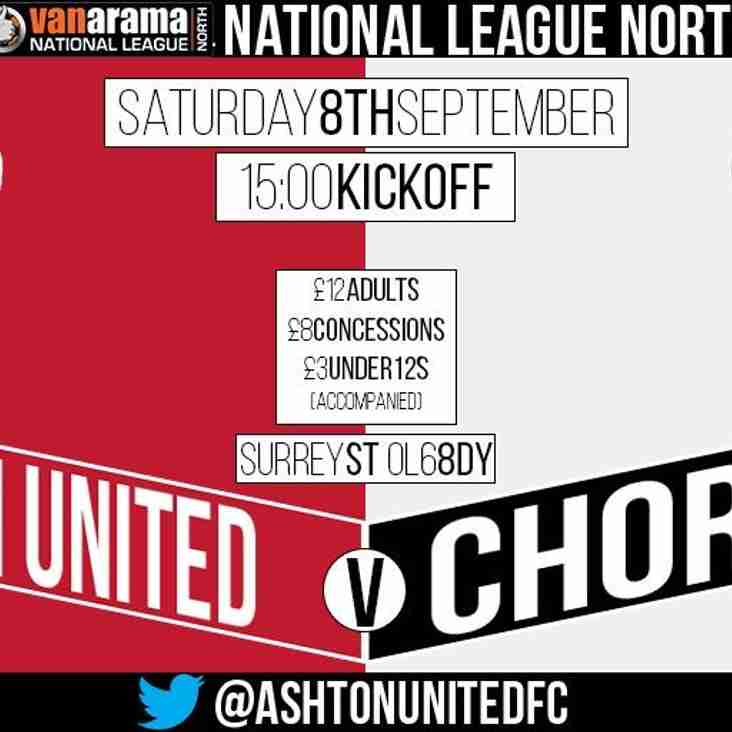 Chorley FC Match Preview