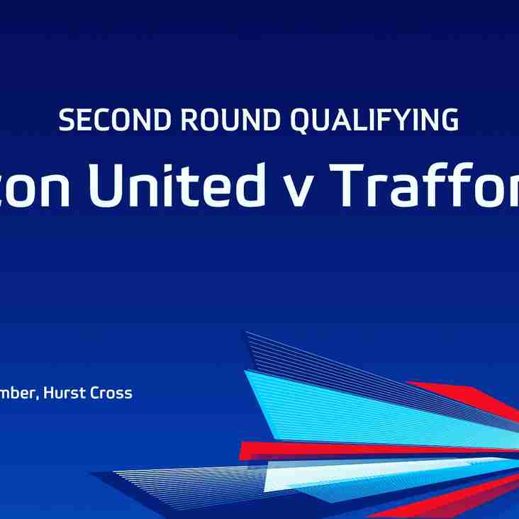 Trafford FC Match Preview FA Cup