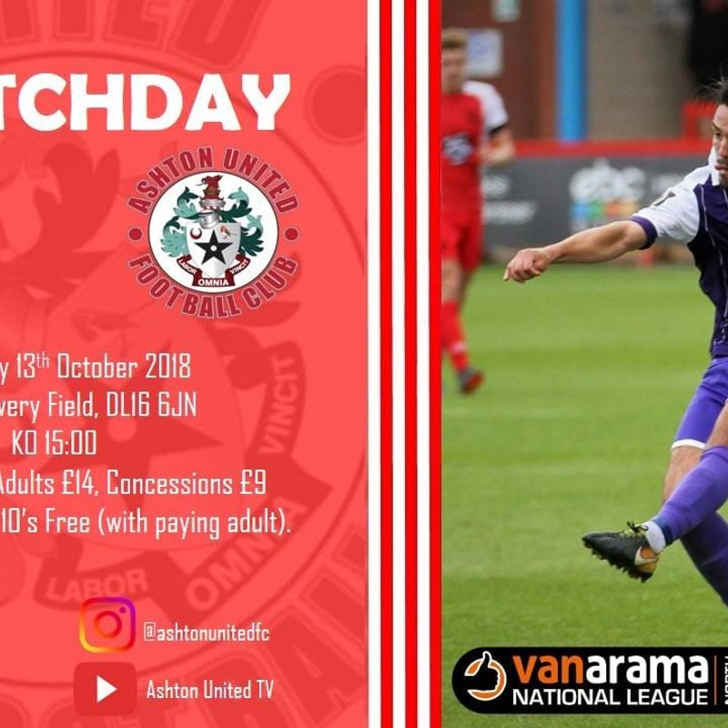 Spennymoor Town Match Preview