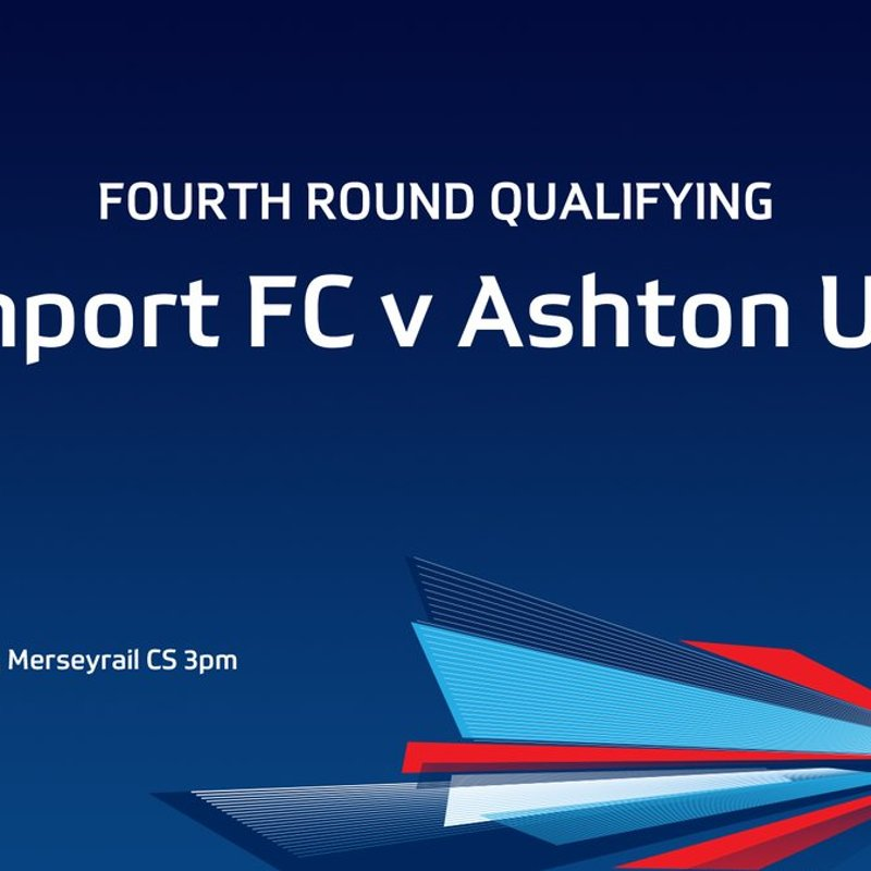 Southport (A) FA Cup Match Preview