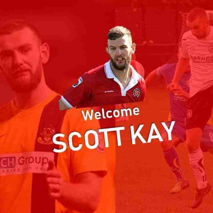 Scott Kay Becomes A Robin