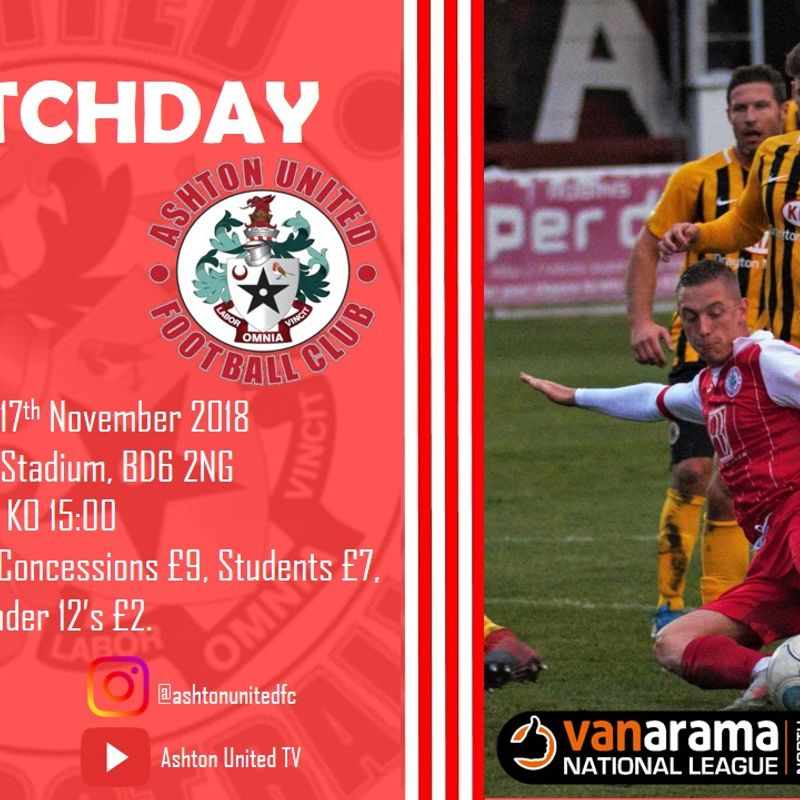 Bradford Park Avenue Match Preview