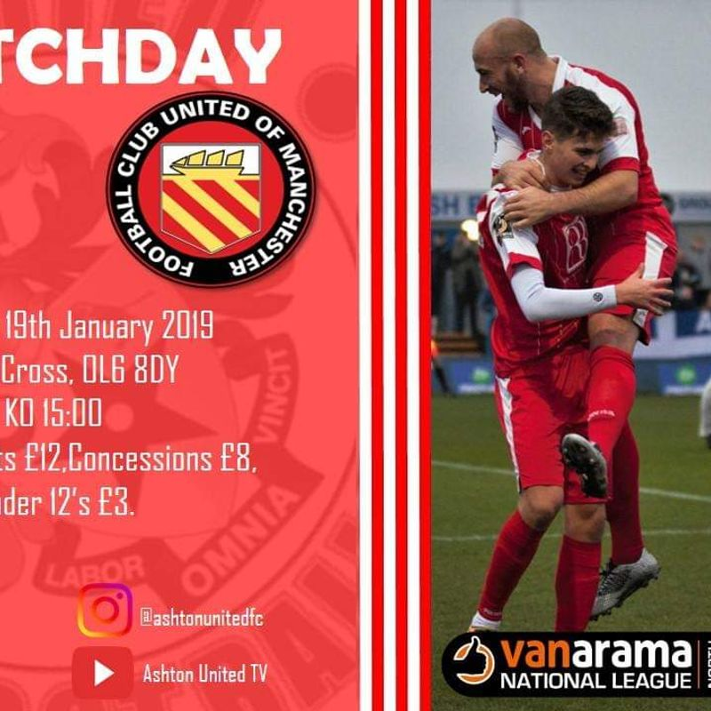 FC United Of Manchester Match Preview