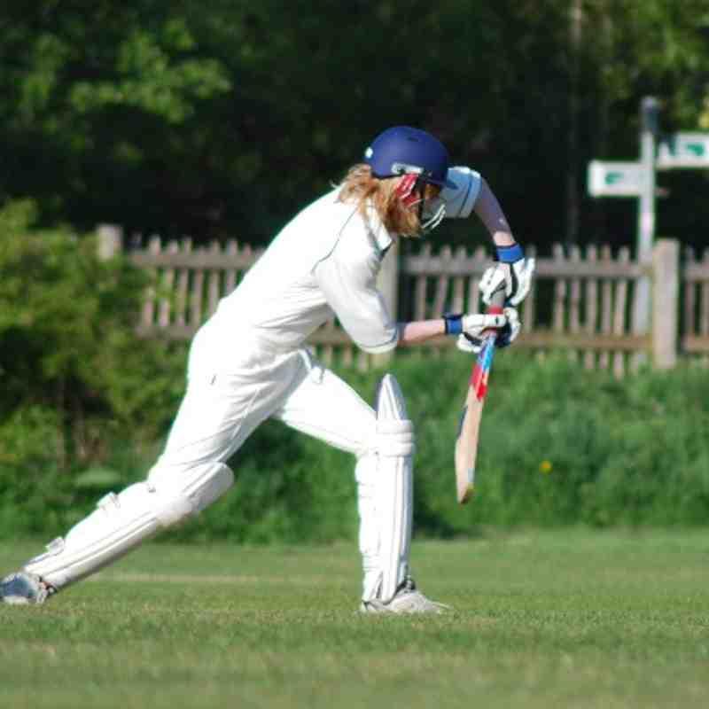 Dales XI v Cookridge May 2013