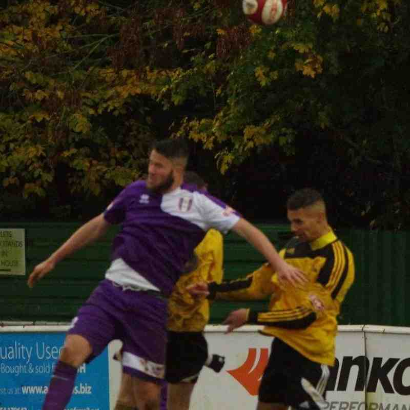 Basford United Home 24th October 2015 by Chris Ward