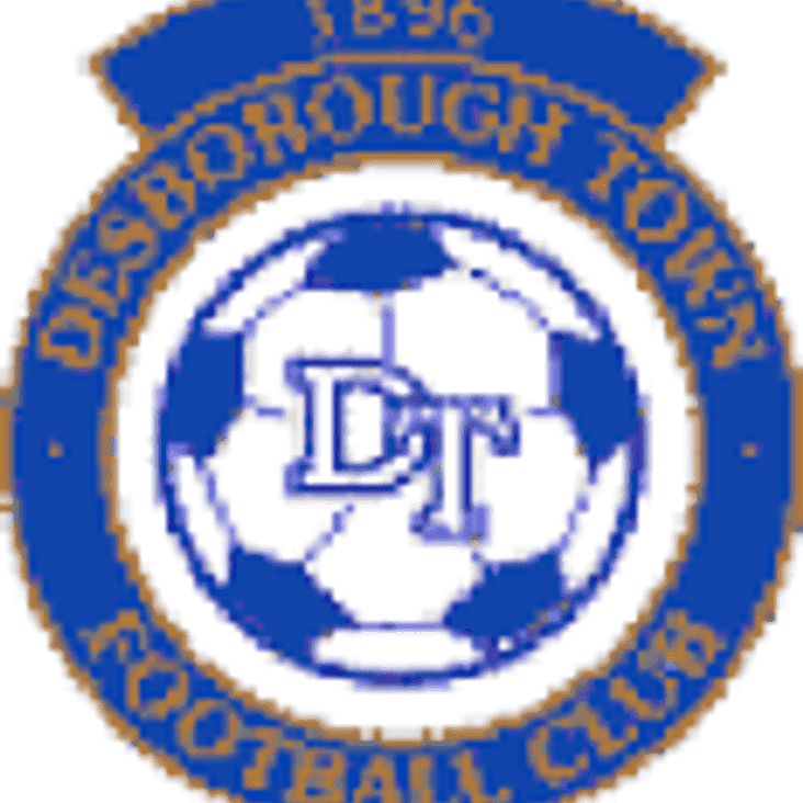 Daventry Town 0 Desborough Town 1