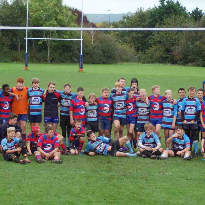 Kingswood U'14s vs NBRFC U'14S