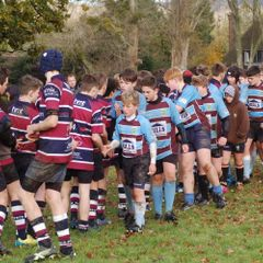 Kingswood U'14s vs Old Pats U'14S (Glos Cup Match)