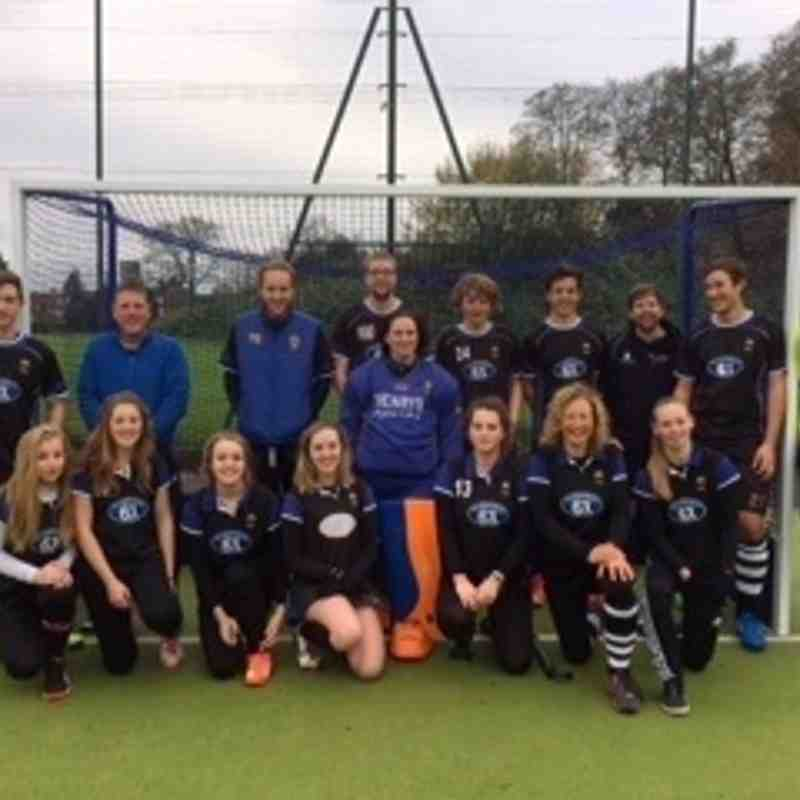 Devizes Mixed Team - Sunday 20th November 2016