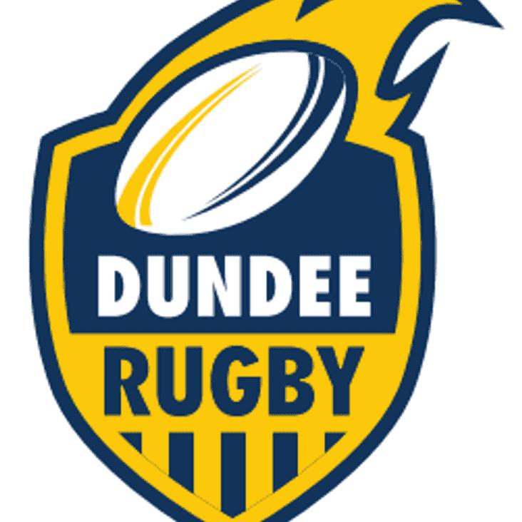 Dundee Rugby U18 Men v  Dr. J.R. Denison Secondary School