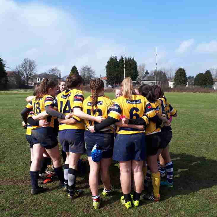 Two Dundee Rugby Girls in Caley U16 squad!