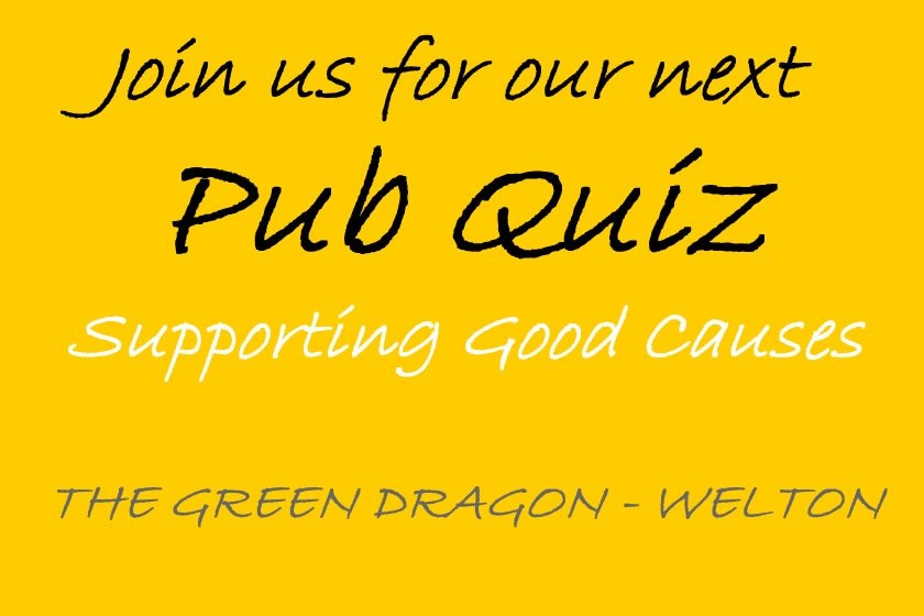 Pub Quiz Night - Welton [Monday 5th March]