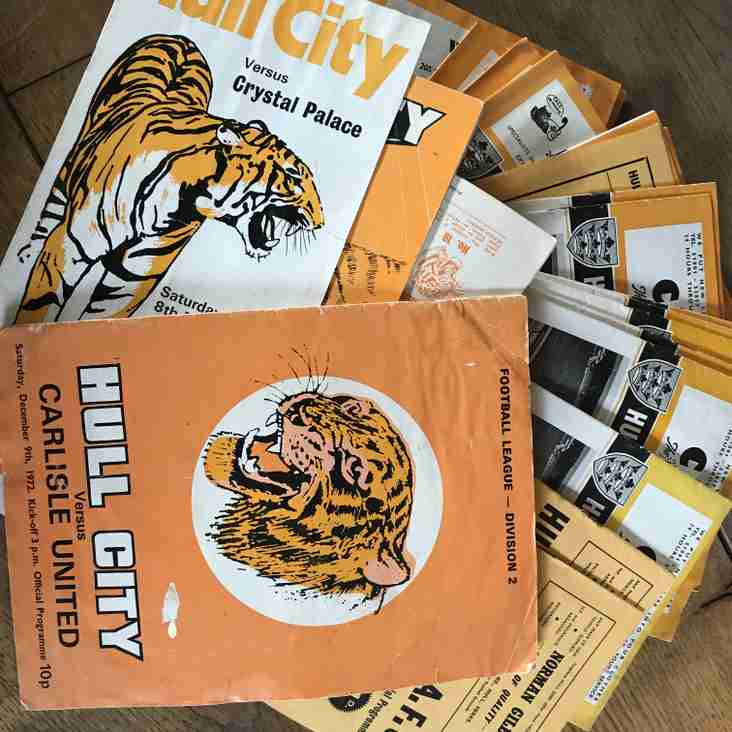 Hull City Memorabilia Day Video