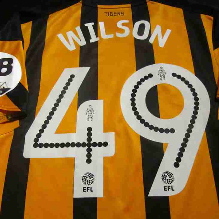 Trawler Memorial Groups to benefit from Matchworn Hull City Shirt Auction
