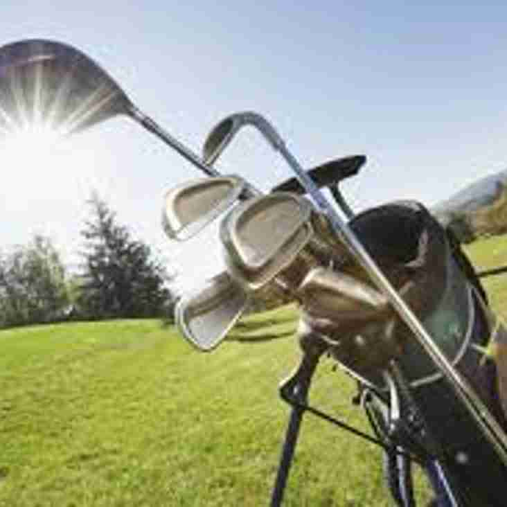Our Next Golf Society tournament is confirmed