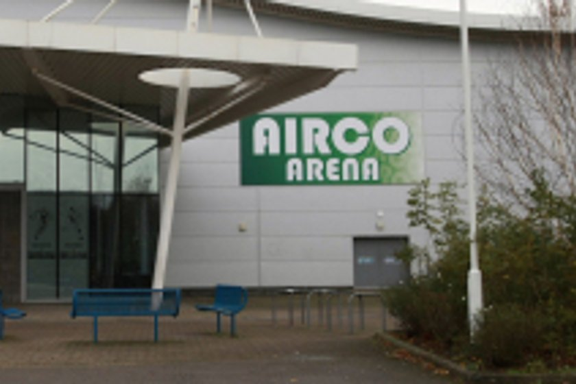Pre Match at the Airco Arena, Saturday 2nd March