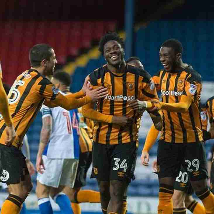 Hull City vs Blackburn Rovers Match Report - 18/8/18