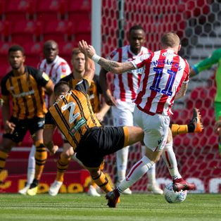 Hull City vs Stoke City Match Report