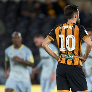 Hull City vs Derby County Match Report