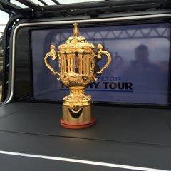RWC15 Trophy Tour Merseyside