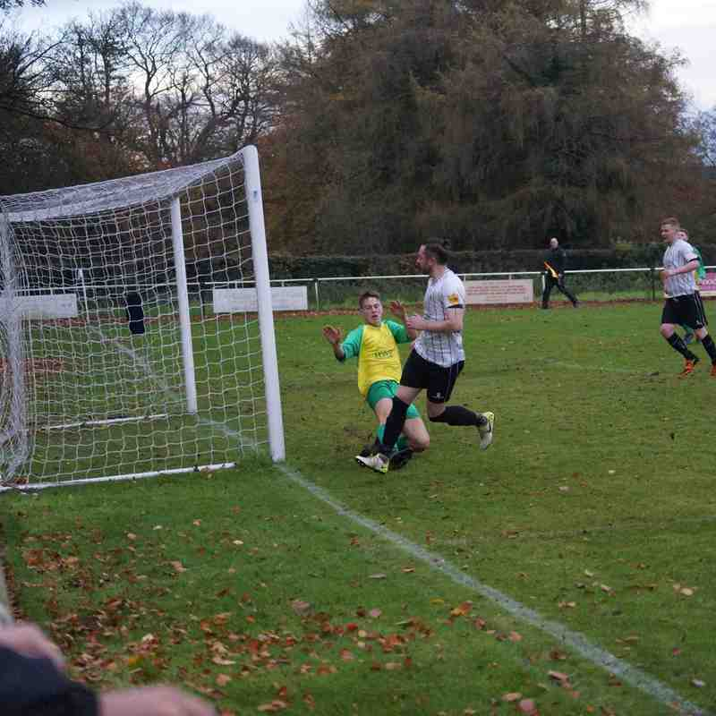 Hurst Green v Mill Hill St Peters 11/11/2017