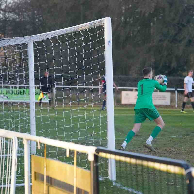 Hurst Green v Hawcoat 24/02/2018