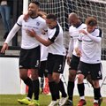 Steelmen Beat Grantham Town at Home