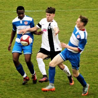 CORBY TOWN UNDER-18s 2 KETTERING TOWN UNDER-18s 1