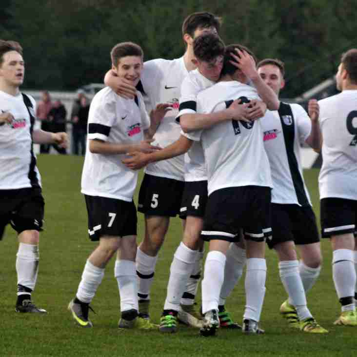 Corby Town Youth 3-2 Wellingborough Town Youth